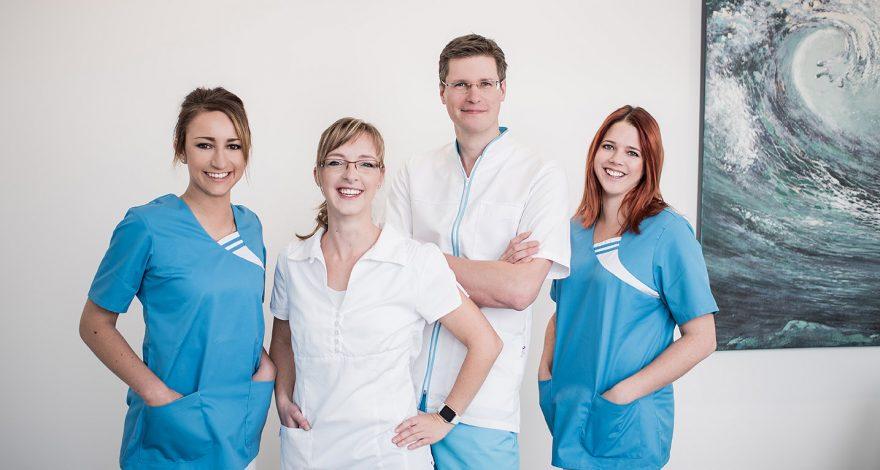 Praxisteam Zahnarzt Bönchendorf Weiden
